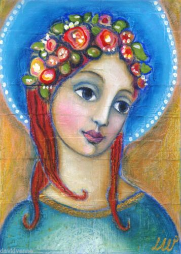 Lana-Wynne-Compassion-Angel-8-x-10-Folk-Art-Print
