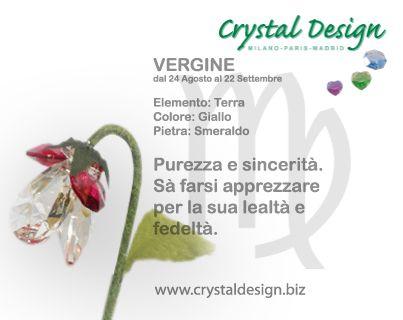 #Vergine #crystaldesign
