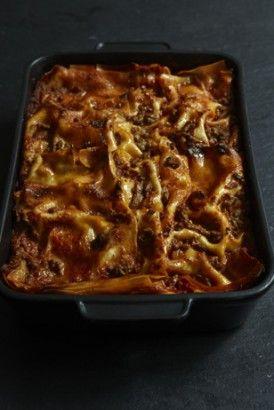 Lasagna - Nigella Lawson