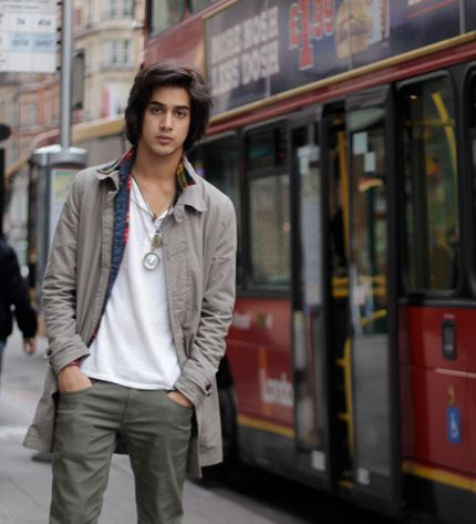 Avan Jogia (from Victorious)