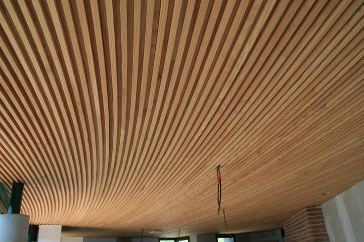 Mon futur plafond pour la cuisine. J'adore !