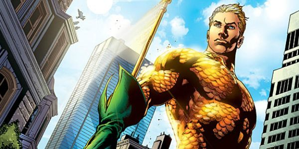 MOVIE NEWS Aquaman Conducts Film Tests For Future Batman V Superman Scenes BY SEAN O'CONNELL