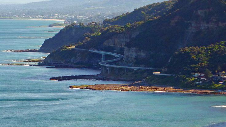 The Grand Pacific Drive - NSW - Australia