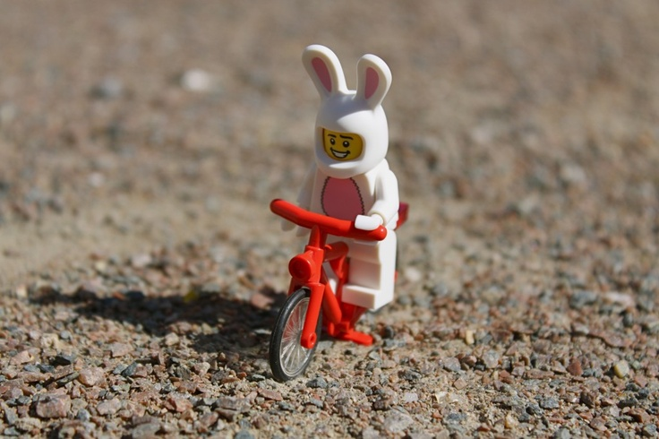 LEGO photo shoot