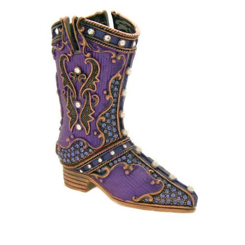 1000 ideas about purple cowboy boots on pinterest