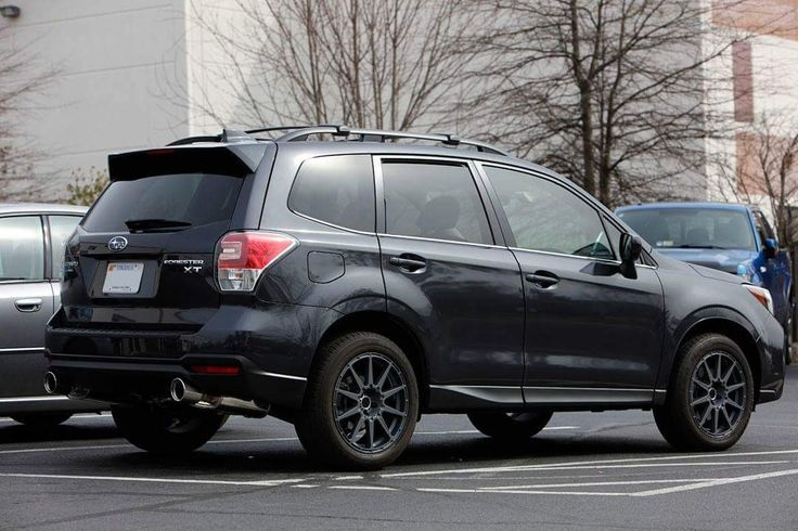 Mach V Motorsports - Sterling, Virginia - Exhaust and Wheels install for 2017 Forester XT