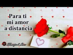 BONITO VIDEO DE AMOR PARA LA PERSONA QUE AMO ROMANTICO Y ESPECIAL FRASES BONITAS PARA TI - YouTube
