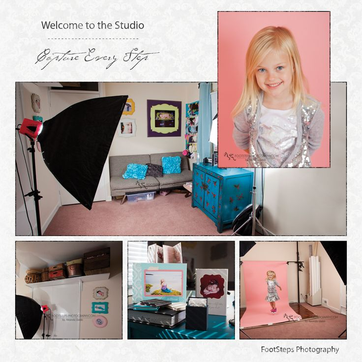 Footsteps Photography Studio