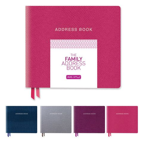 11 best The FAMILY Address Book images on Pinterest Friends - address book example