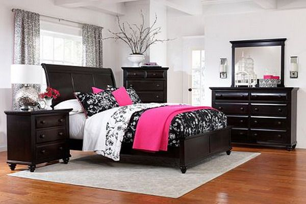Broyhill Black Bedroom Furniture Set Decorating With Broyhill Bedroom Furniture Style Collections Ideas | Ehomery Home Design