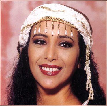 Ofra Haza - Yemenite JEWISH musician