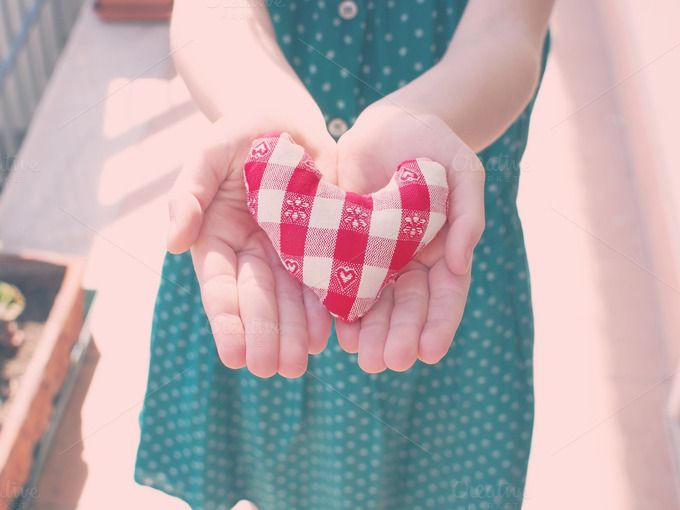 Giving heart by Life Morning Photography on Creative Market