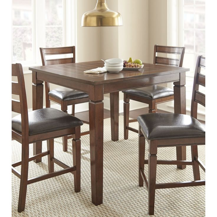 Best 25+ Counter height table sets ideas on Pinterest ...