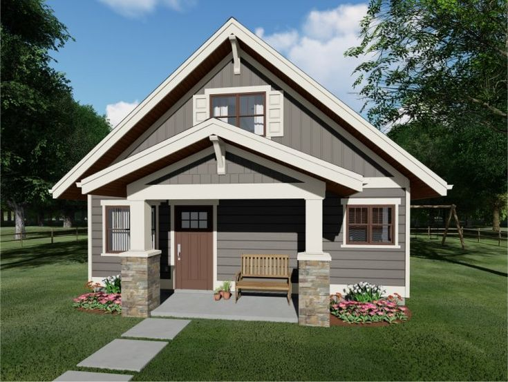Tiny Home Design App: Plan No.195525 House Plans By WestHomePlanners.com