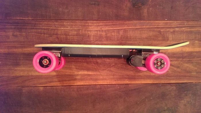 These Electric Skateboard Parts Can Be Replaced Cheaply By Skaters #3dprinting trendhunter.com