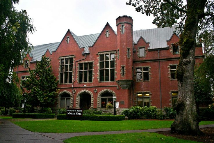 University of the Pacific, Stockton, CA University of