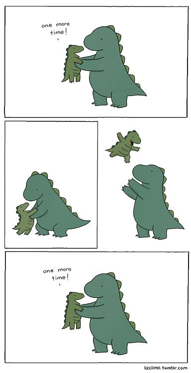 Love dinosaursLizclimo, Time, Laugh, Liz Climo, Funnay Stuff, Funny, Dinosaurs, Awww Ѕwəəт, Comics Humor