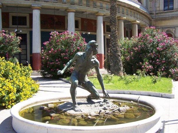 Palermo - Politera gardens