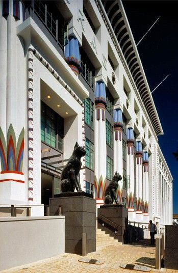 To mark the release of The Great Gatsby this week, we've hunted for the most striking art deco buildings in London.
