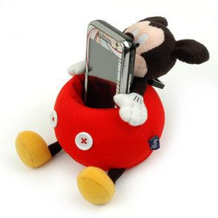 www.chicmycloset.space Mickey Mouse mobile phone holder, for the car