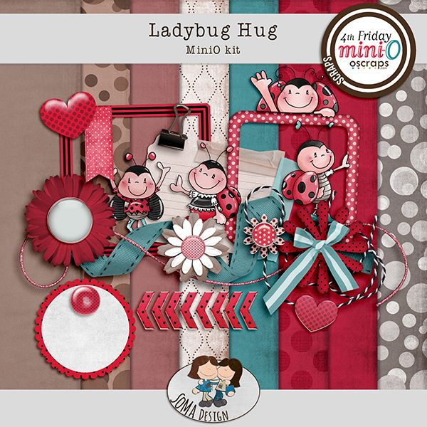 SoMa Design Ladybug Hug Kit