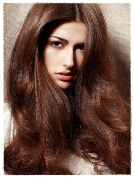 light chestnut brown hair color | cheveux | Pinterest | Brown Hair ...