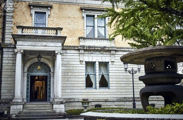 京都府京都市の円山公園内にある、かつての迎賓館を用いた高級ホテル「長楽館」のご紹介 #京都 #kyoto #長楽館