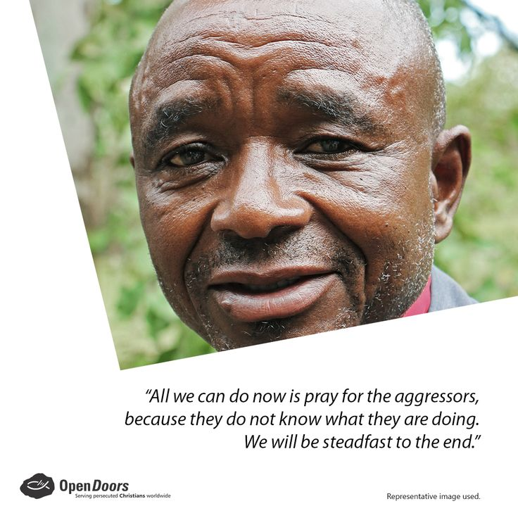 """#Christians in northern #Nigeria suffer severely from physical attacks resulting in the #destruction of Christian churches, houses and shops. Hundreds of believers have been badly injured and many killed during such attacks...    Despite all that has happened, the Body of Christ in Nigeria is not discouraged, declaring instead that they are willing to continue carrying their #cross. One Christian articulated their commitment: """"We will be steadfast to the end."""""""