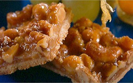 Pähkinäkolapalat