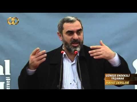 14) Güneşe Endeksli Yaşamak - (Hayat Dersleri) - Nureddin YILDIZ - Sosyal Doku Vakfı