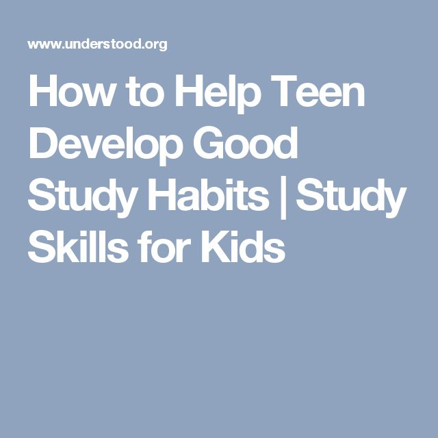 develop good study habits essay The recent study published in the journal of educational psychology highlighted that technology is only as good as your study habits students who are using their computers to reread articles or drill information perform half as well as students who are using their technology to synthesize material in new ways.