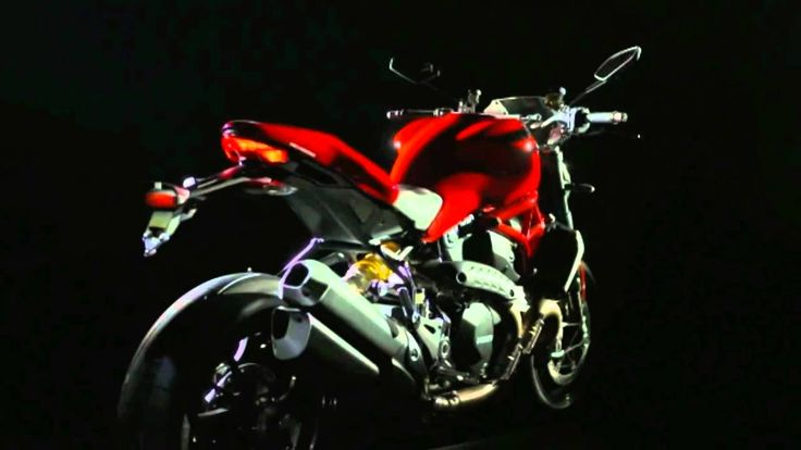 """The most powerful 2016 Ducati """" New """" Monster 1200 R - Review"""