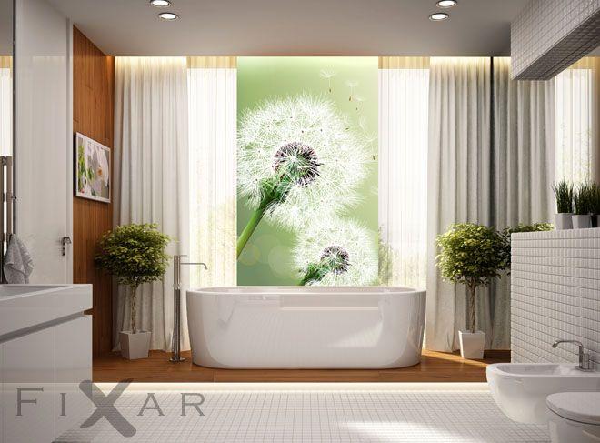 18 besten Fototapeten fürs Badezimmer Bilder auf Pinterest ...