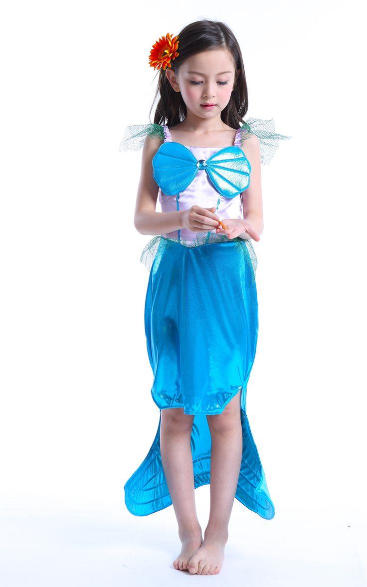 $25.03 (Buy here: https://alitems.com/g/1e8d114494ebda23ff8b16525dc3e8/?i=5&ulp=https%3A%2F%2Fwww.aliexpress.com%2Fitem%2Ffashion-2016-high-quality-halloween-costume-ideas-online-little-mermaid-dress-for-kids%2F32734149584.html ) fashion 2016 high quality halloween costume ideas online little mermaid dress for kids for just $25.03