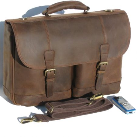 Find This Pin And More On Rugged Leather Briefcases.