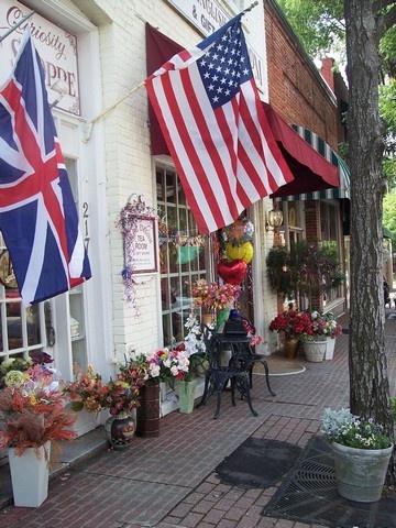 Olde English Tea Room  Wake Forest, NC