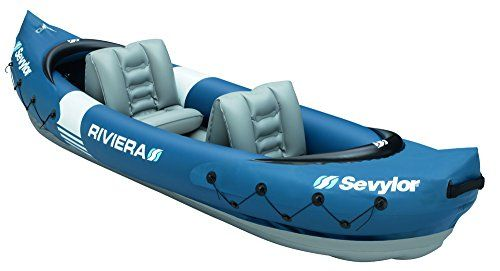Sevylor Riviera Inflatable Two Person Kayak  Price Β£149.99