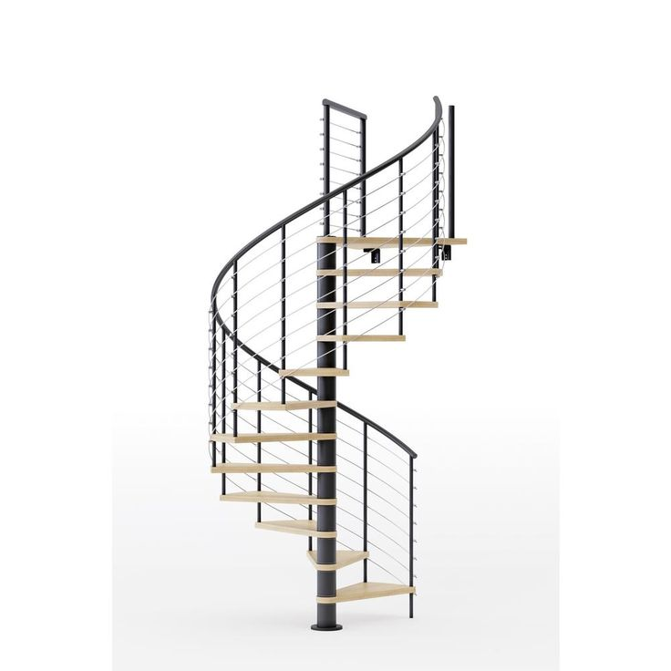 Best Mylen Stairs Hayden Black 60 In 5 Ft In Wide 12 400 x 300