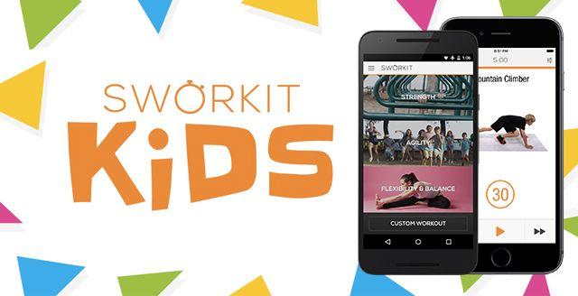 Las nuevas apps relacionadas con el fitness se pueden convertir en grandes aliadas en las sesiones de Educación Física. Así es el caso de Sworkit Kids (Play Store/App Store), que proporciona la cap…