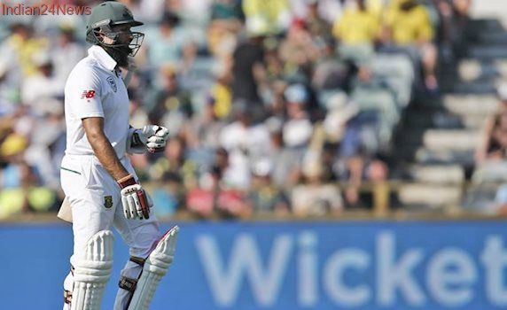 Hashim Amla becomes fourth South African player to score 8000 Test runs