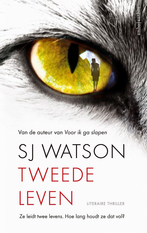 *Sprakeloos ...: S.J. Watson - Tweede leven