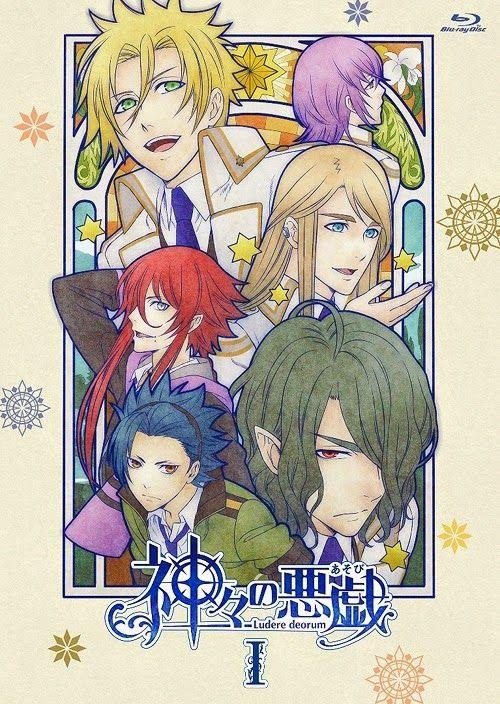 Kamigami no Asobi Soundtrack sideA  ▼ Download: http://singlesanime.net/ost/kamigami-no-asobi-soundtrack-sidea.html