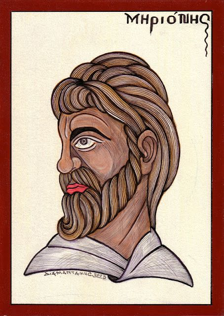 ΜΗΡΙΟΝΗΣ....ήταν ήρωας από την Κρήτη, γιος του Μόλου, που έλαβε μέρος στον Τρωικό Πόλεμο.....
