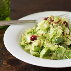salad is crunchy and full of flavors and textures. perfect salad ...