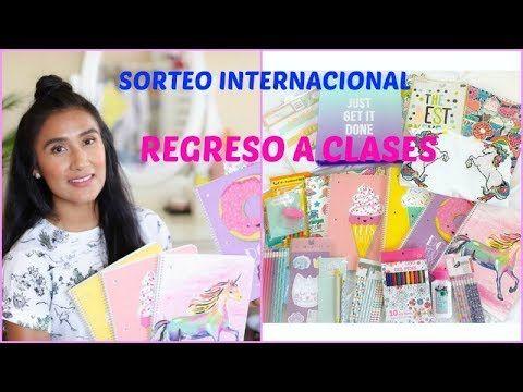 REGRESO A CLASES, SORTEO INTERNACIONAL ABIERTO, AGOSTO 2017 |Almalatina29  jjjjjjjjjjjjj