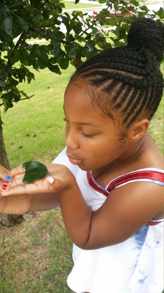 Phenomenal 1000 Ideas About Black Little Girl Hairstyles On Pinterest Short Hairstyles For Black Women Fulllsitofus