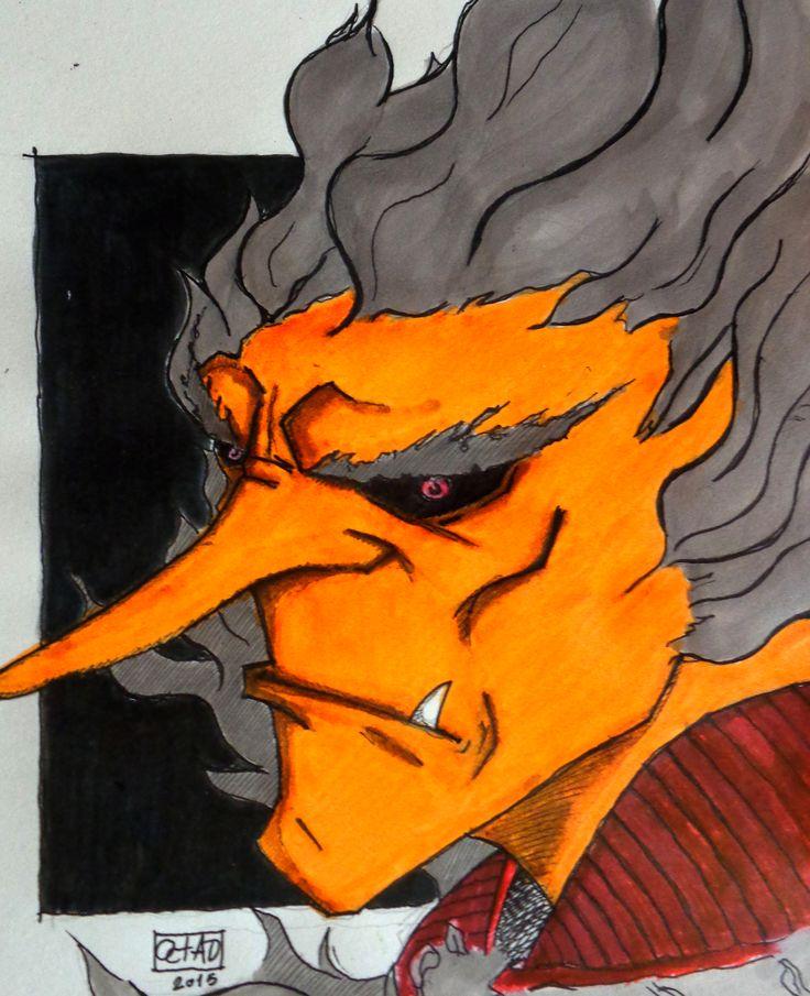 orange troll