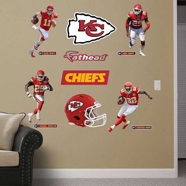 Best K C Chiefs Images On Pinterest Kansas City Chiefs - Sporting kc wall decals