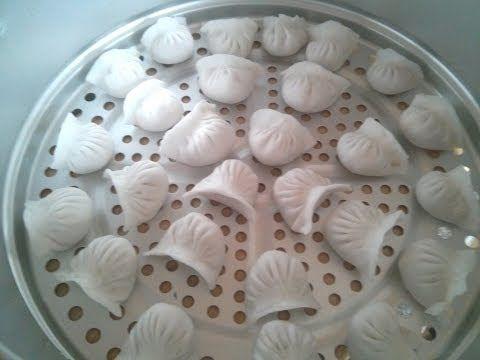 Eight Most Beautiful Chinese Dumplings (Jiaozi) Wrapping Techniques - YouTube