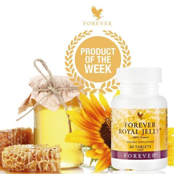 Royal Jelly can help support the immune system, increase energy and benefit the skin and hair.  https://www.youtube.com/watch?v=9kiWpTOKoK8 http://360000339313.fbo.foreverliving.com/page/products/all-products/8-bee-products/036/usa/en Need help? http://istenhozott.flp.com/contact.jsf?language=en Buy it http://istenhozott.flp.com/shop.jsf?language=en